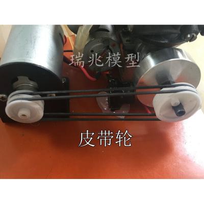 定做 甲醇發動機改汽油DIY微型迷你小型汽油機直流12V發電機燃油模型