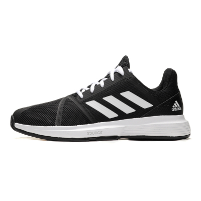 【自營】阿迪達斯男鞋網球鞋網球緩震訓練比賽運動鞋EG1136