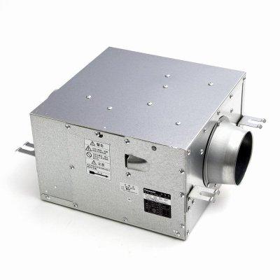 松下新風系統靜音型送風機FV-25NF3C單向家用抽風機新風機排氣扇排風機