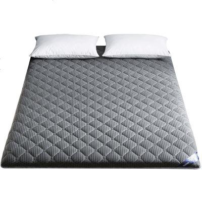 航竹坊 加厚床垫软垫1.8米家用双人床褥子榻榻米单人学生宿舍海绵垫子1.5