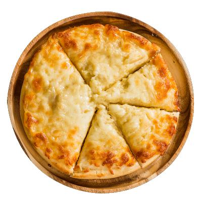 绝世 榴莲披萨 7英寸速冻成品烘焙匹萨pizza
