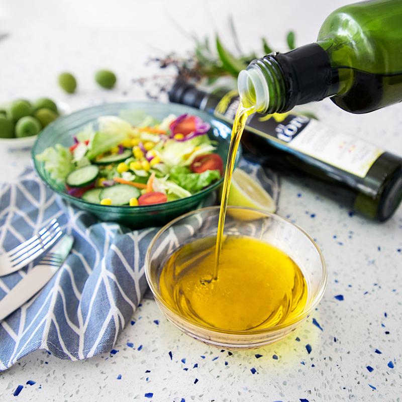 滔利ELTORO特级初榨橄榄油食用油西班牙原瓶进口500ML*4瓶