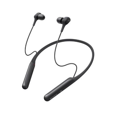 索尼(SONY)WI-C600N 无线降噪立体声耳机 黑色