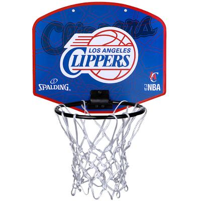 斯伯丁 Spalding 室内外挂壁式迷你篮球框儿童训练篮球架篮球板
