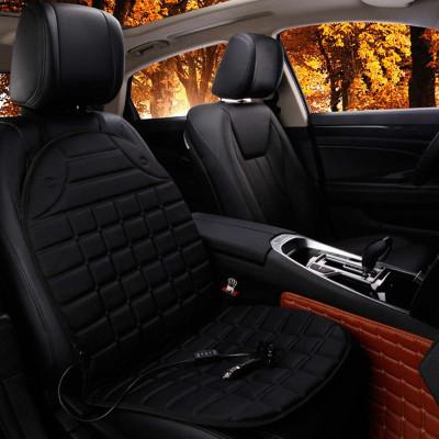 汽车加热坐垫冬季保暖座椅电加热垫车载通用电热垫12v车用保温座垫