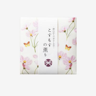 日本香堂山野的饋贈波斯菊線香