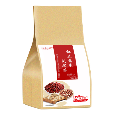 【買二發三 買三發五】紅豆芡實紅豆薏米茶30小包150g【孕婦禁食】
