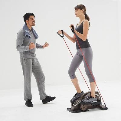 澳玛仕AOMS 踏步机瘦腿家用减肥机静音迷你慢跑机多功能脚踏机健身器材