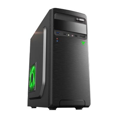 牛头(NiuTou)酷睿i3高性能处理器/4GB运行内存/128GB固态硬盘 家用办公商用游戏台式机 组装电脑 DIY组装机 台式电脑 电脑主机 整机