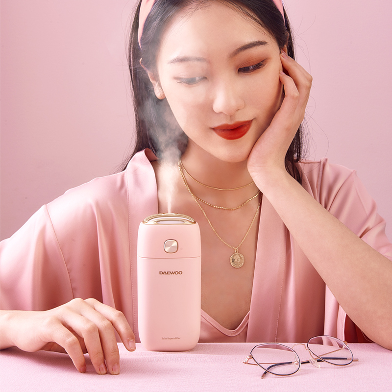 大宇(DAEWOO) mini加湿器J2(白色)