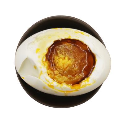 高邮咸鸭蛋20枚1100g起沙流油放养麻鸭蛋熟