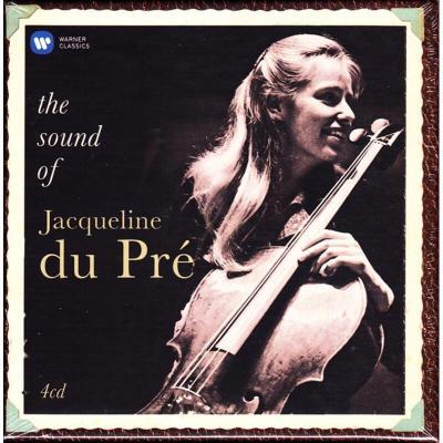 正版 杜普蕾 大提琴協奏曲合集 艾爾加 原版進口CD碟片 09197527
