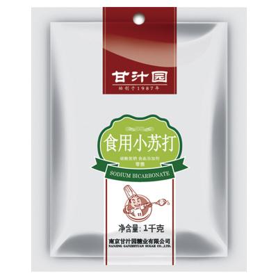 甘汁园 食用小苏打粉 1000g碱粉清洁去污去油厨房家用多功能