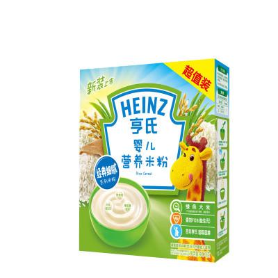 Heinz亨氏婴儿营养米粉400g