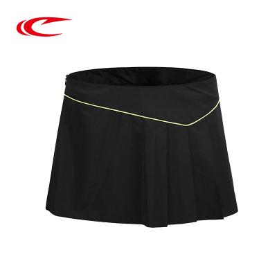 賽琪(SAIQI)女士網球裙運動短裙夏季百搭短裙女球裙速干裙子半短裙136272