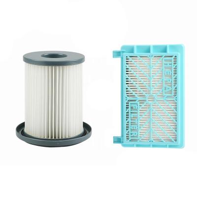 萬創適配飛利浦FC8732FC8716FC8720/8724吸塵器配件HEPA海帕濾芯塵袋濾網