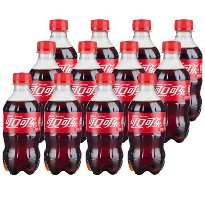 可口可乐可乐300ml*12瓶整箱装实惠迷你小水饮料碳酸饮料柠檬芬达雪碧零度可乐