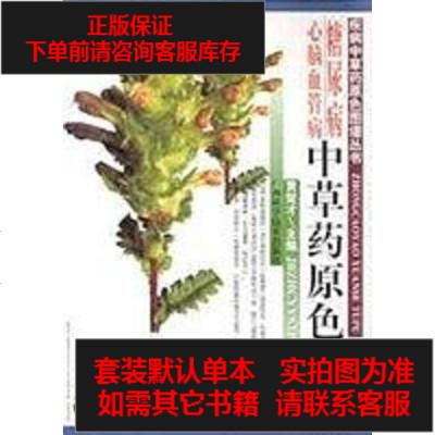 【二手8成新】糖尿病心腦血管病草藥原色圖譜 9787806660201