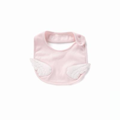 巴拉巴拉婴儿用品宝宝口水巾新生儿围兜纯棉三角巾2019新款男女童