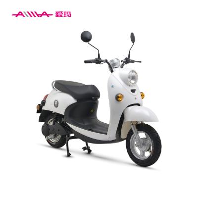 愛瑪(AIMA)大迪歐 豪華電動輕便摩托車 60V20AH 大電池長續航 時尚電輕摩