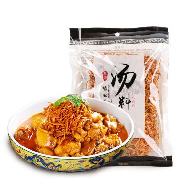 香港启泰虫草花正品干货蛹虫草北草菇孢子头煲汤材料