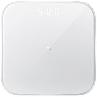 小米(mi) 体重秤2 家用健康秤电子秤称人称物双模式 APP数据测量智能分析自动识别用户隐藏式LED屏幕
