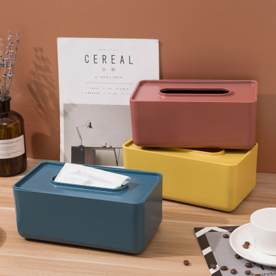 手逗紙巾盒抽紙盒客廳家用居創意簡約廁所餐廳筒多功能遙控器收納盒