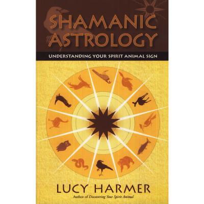 SHAMANIC ASTROLOGY(ISBN=9781556438264) 英文原版