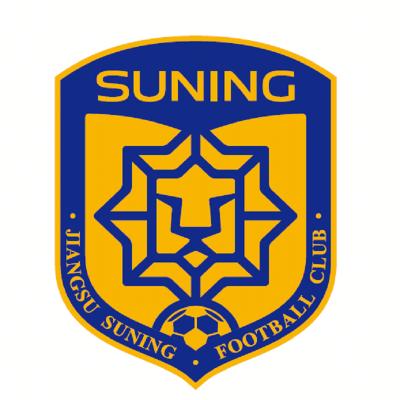 江蘇蘇寧足球俱樂部 官方定制款正品 超大隊徽磁性 冰箱貼章 球迷專屬
