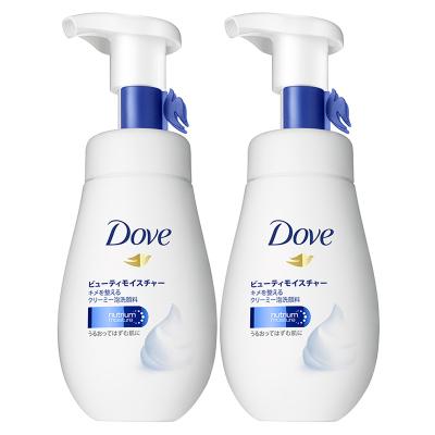 多芬(Dove)潤澤水嫩潔面泡泡人氣雙只裝160ml【聯合利華】