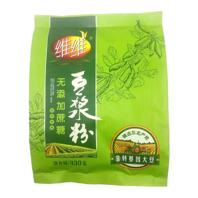 维维 醇豆浆无添加蔗糖豆浆粉 330g