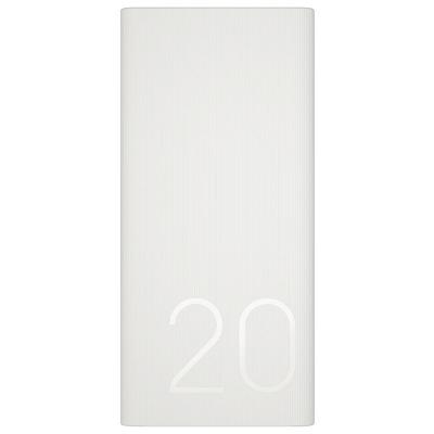 【新品】荣耀移动电源2 20000mAh (Max 18W) Micro USB 快充版 白色 AP10QM