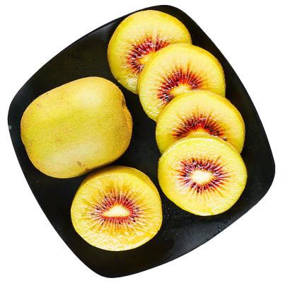 四川紅心獼猴桃5斤 國產奇異果 新鮮水果