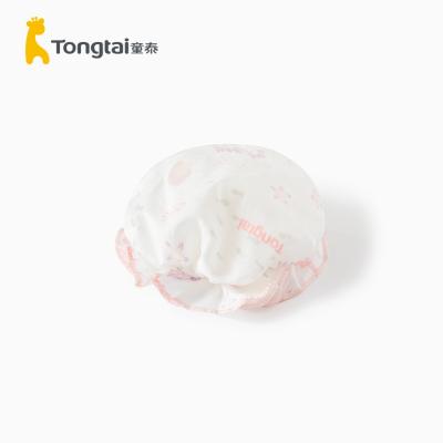 童泰2020年春夏新款嬰兒配飾嬰兒用品帽子男女寶寶帽子新生兒純棉胎帽