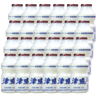 津威酸奶乳酸菌葡萄糖酸锌饮料 小瓶95ml*24瓶