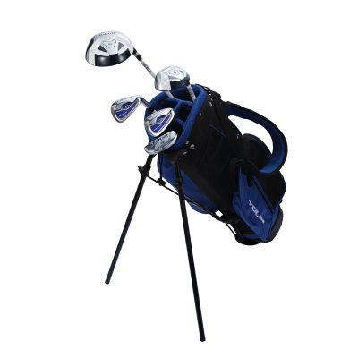 登路普(DUNLOP) 高尔夫球杆 儿童套杆 小孩子练习套装 碳素杆身 三个年龄段可选