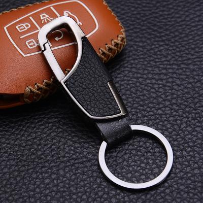 淘爾杰TAOERJ汽車鑰匙扣 金屬鑰匙掛件男士創意禮品鑰匙鏈掛件【顏色隨機】