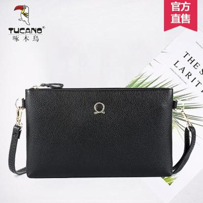 啄木鳥(TUCANO)新款女手包 簡約韓版單肩斜跨女包 時尚潮流手拿包