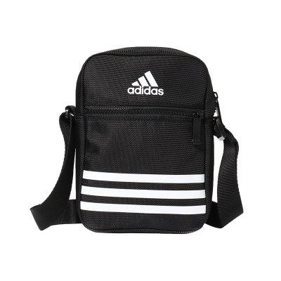 【自營】adidas男單肩包訓練休閑運動配件DZ9239