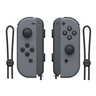 【国行来袭】任天堂(Nintendo)Switch Joy-Con体感震动手柄NS原装无线蓝牙手柄 (灰色 双手柄)