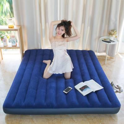 航竹坊 家用充气床双人气垫床加厚单人户外折叠便携冲气床午休床情趣水床