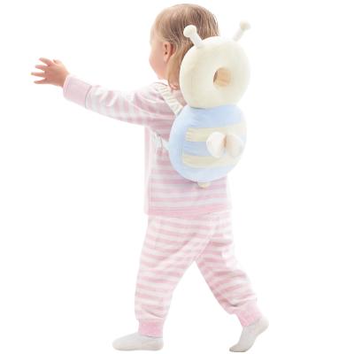 欧孕(OUYUN)9-12月 30-36月 宝宝防摔学步头部保护垫护头枕婴儿学走路防摔枕头 聚酯纤维填充 小黄蜂