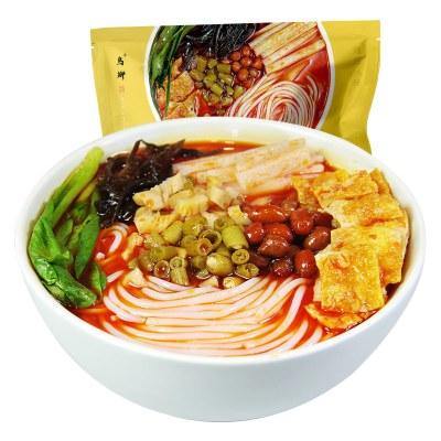 【预售】乌乡 柳州螺蛳粉320g*1袋(需煮食) 正宗柳州特产 非油炸速食方便面 酸辣粉