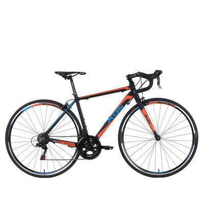 xds喜德盛公路自行车 RX200入门休闲禧玛诺14速铝合金车架双V刹男女学生变速赛车公路单车