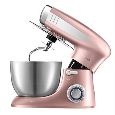 美菱和面機廚師機多功能臺式打蛋器電動揉面機打發攪拌機和面機MCS-DC6502