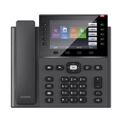 華為(HUAWEI)eSpace 7960 IP 電話機 IP網絡VOIP電話商務辦公SIP電話座機網絡電話機(含電源)