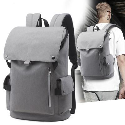 (VENTIGA)梵蒂加男包背包HD-8329#牛津布防水背包男士雙肩包大容量休閑電腦背包旅行簡約學生時尚潮流書包