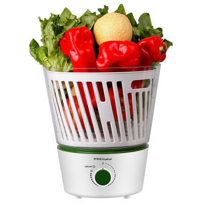 荣事达果蔬清洗机家用果蔬消毒机洗菜机消毒臭氧解蔬果肉食材净化器