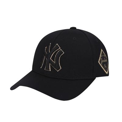 MLB棒球帽正品NY洋基隊經典百搭男女情侶棒球帽運動休閑遮陽帽
