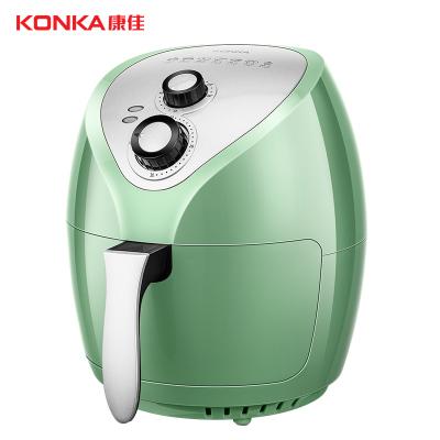 康佳(KONKA)空氣炸鍋KGKZ-3523 家用全自動無油電炸鍋多功能炸鍋迷你小烤箱 機械師炸薯條機